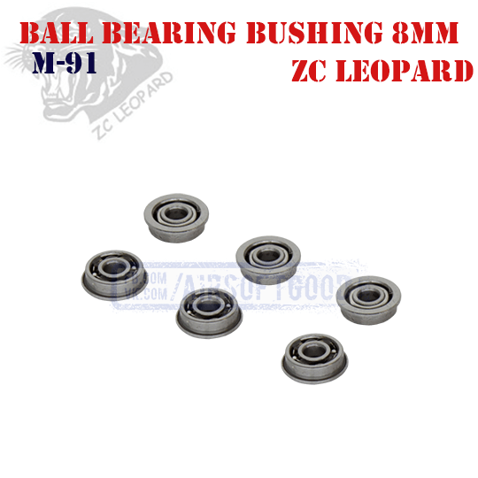 Ball Bearing Bushing 8mm ZC Leopard (M-91)