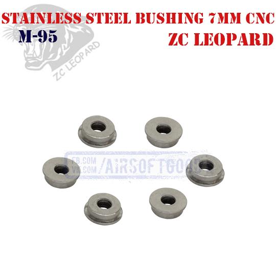 Stainless Steel Bushing 7mm CNC ZC Leopard (M-95)