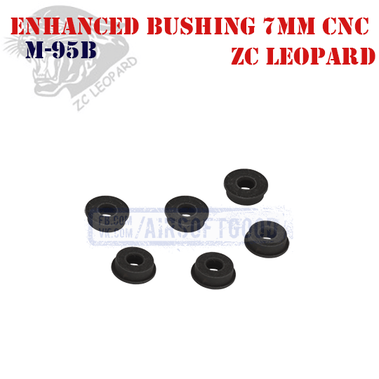 Enhanced Stainless Steel Bushing 7mm CNC ZC Leopard (M-95B)