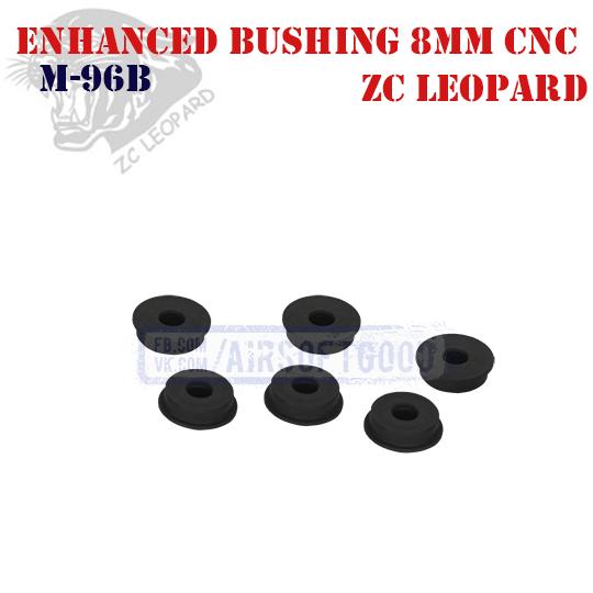 Enhanced Stainless Steel Bushing 8mm CNC ZC Leopard (M-96B)