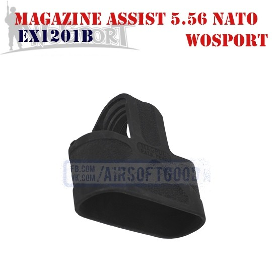 Magazine Assist MAGPUL 5.56 NATO WoSporT (EX1201B)