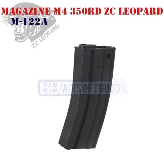 Magazine M4 350rd ZC Leopard (M-122A)