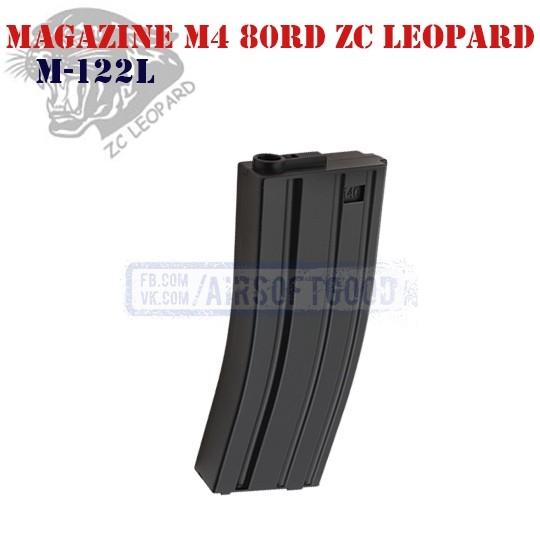 Magazine M4 80rd ZC Leopard (M-122L)