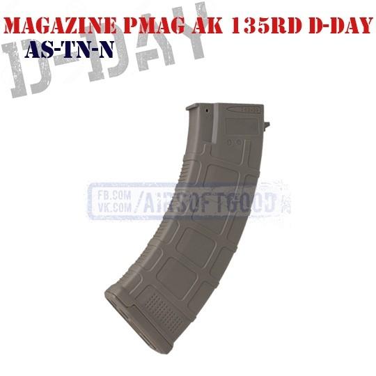 Magazine PMAG AK 30/135rd D-Day (AS-TN-N)