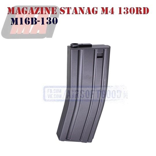 Magazine Stanag M4 130rd MAG (M16B-130)