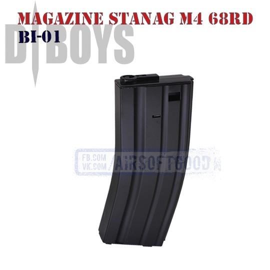 Magazine Stanag M4 68rd Dboys (BI-01)