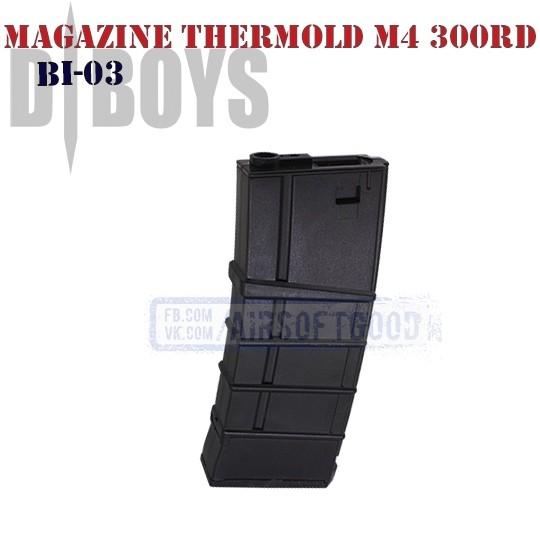 Magazine Thermold M4 300rd Dboys (BI-03)