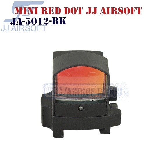 Mini Red Dot JJ Airsoft (JA-5012-BK)