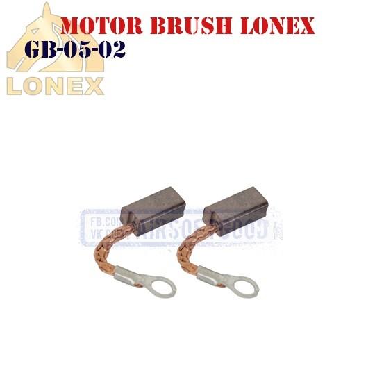 Motor Brush Lonex (GB-05-02)