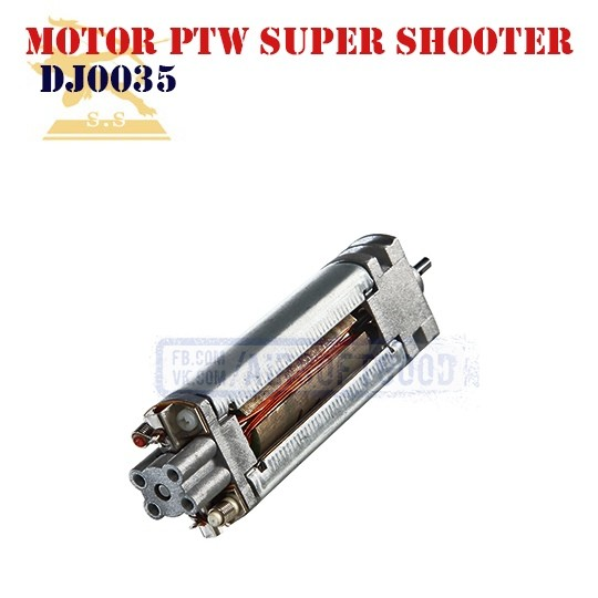 Motor PTW Super Shooter (DJ0035)