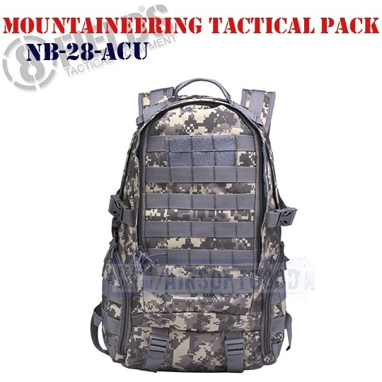Mountaineering Tactical BackPack ACU 8FIELDS (NB-28-ACU)