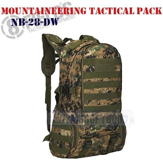 Mountaineering Tactical BackPack MARPAT 8FIELDS (NB-28-DW)