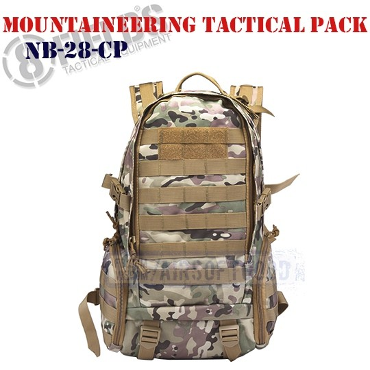 Mountaineering Tactical BackPack MULTICAM 8FIELDS (NB-28-CP)