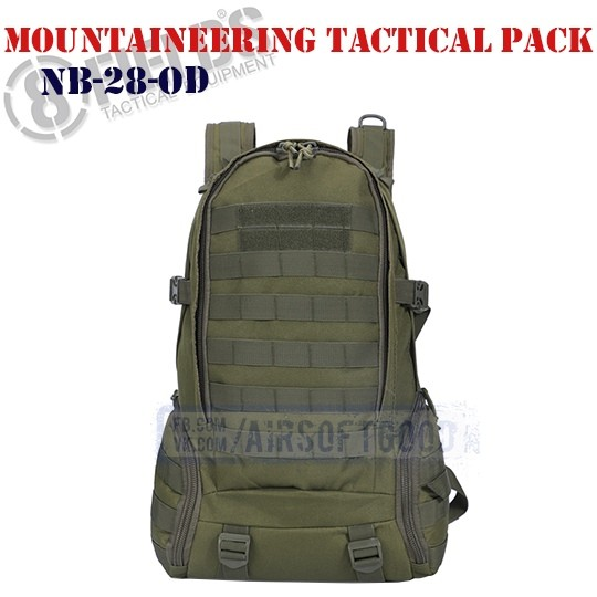 Mountaineering Tactical BackPack OD 8FIELDS (NB-28-OD)