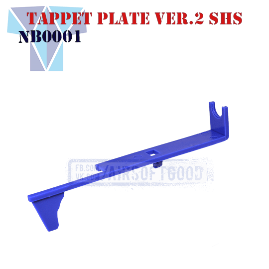 Tappet Plate Version 2 SHS (NB0001)