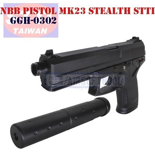 NBB Pistol MK23 STTi (GGH-0302)