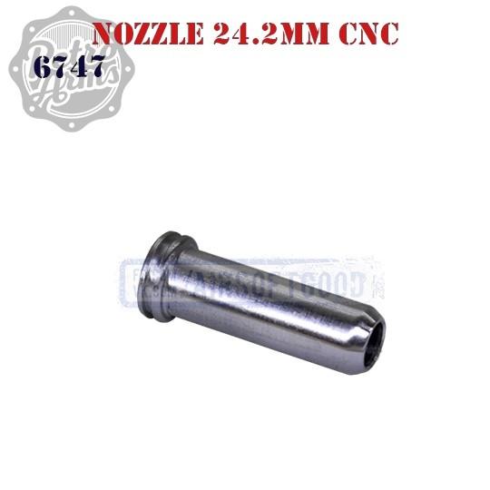 Nozzle 24.2mm CNC Aluminum RetroArms (6747)