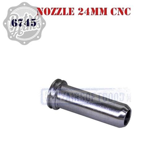 Nozzle 24mm CNC Aluminum RetroArms (6745)