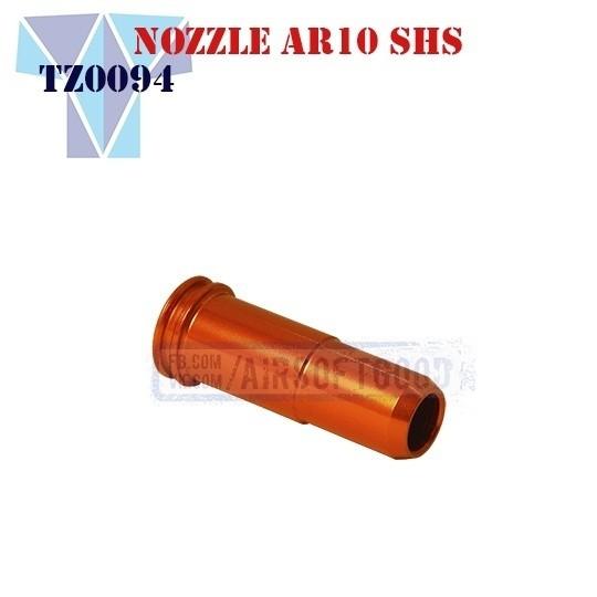 Nozzle AR10 Aluminum SHS (TZ0094)