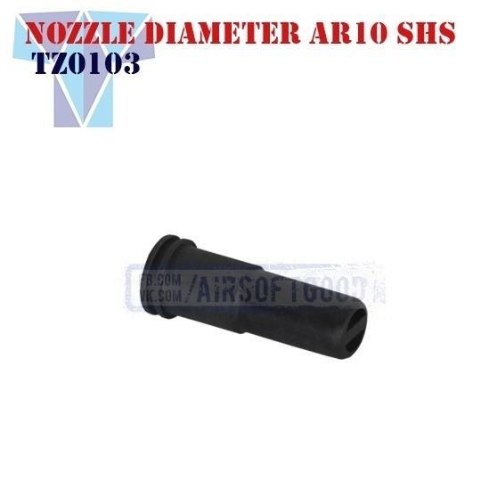 Nozzle Diameter AR10 SR25 SHS (TZ0103)
