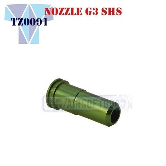 Nozzle G3 Aluminum SHS (TZ0091)