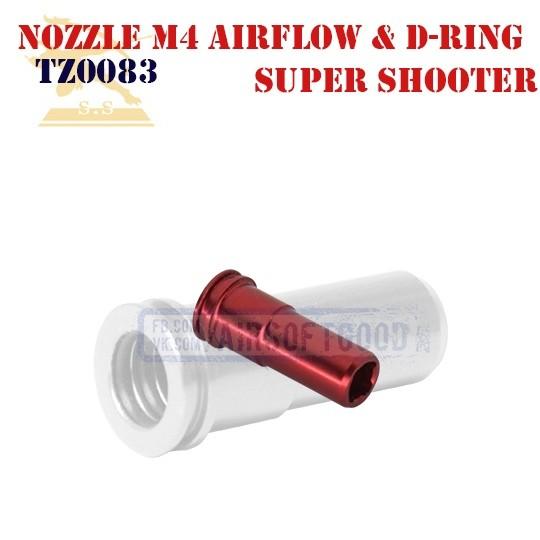 Nozzle M4 Airflow & Double-Ring Super Shooter (TZ0083)