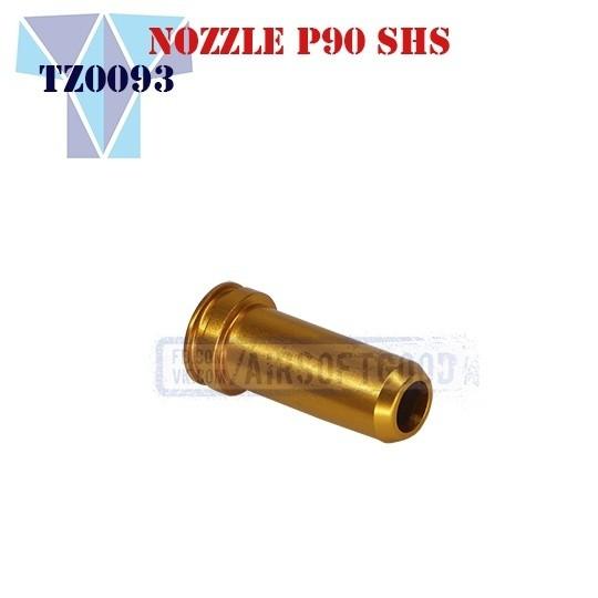Nozzle P90 Aluminum SHS (TZ0093)