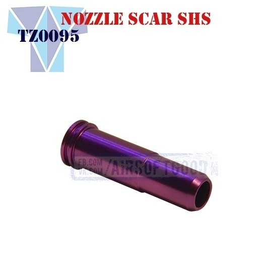 Nozzle SCAR Aluminum SHS (TZ0095)