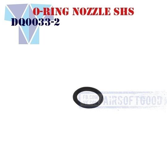 O-Ring Nozzle SHS (DQ0033-2)