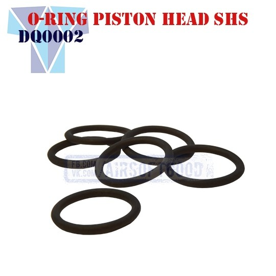 O-ring Set Piston Head SHS (DQ0002)