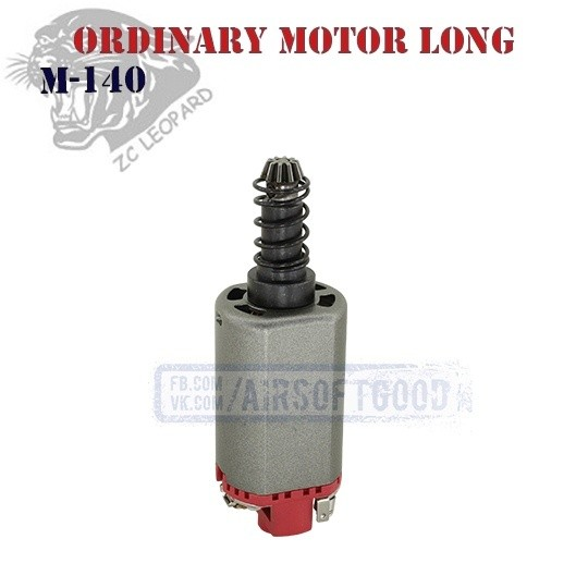 Ordinary Motor Long ZC Leopard (M-140)