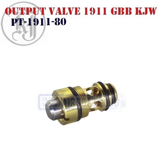 Output Valve 1911 GBB KJW (PT1911-80)