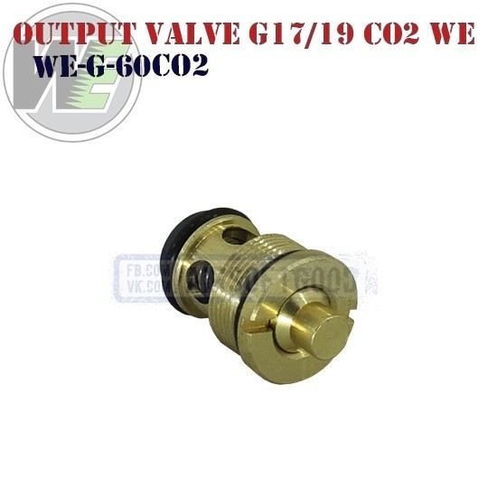 Output Valve G17 G19 CO2 WE (WE-G-60CO2)