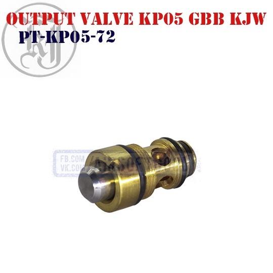Output Valve KP-05 GBB KJW (PT-KP05-72)