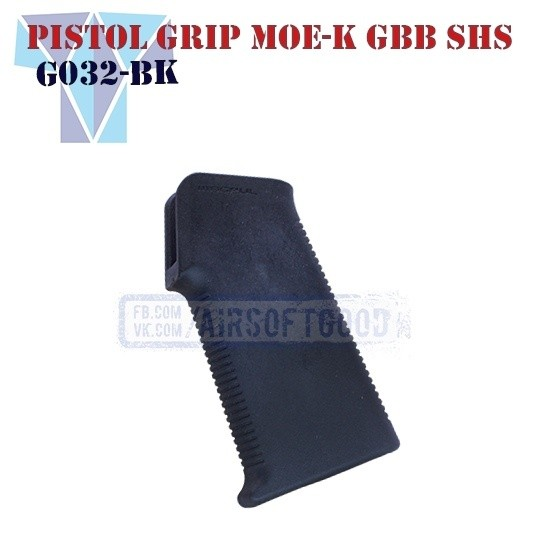 Pistol Grip MAGPUL MOE-K GBB BK SHS (G032-BK)