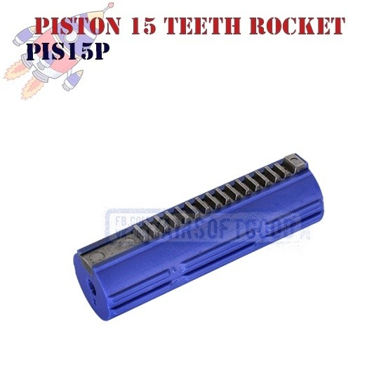 Piston 15 Teeth ROCKET (PIS15P)