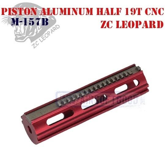 Piston Aluminum Half 19 Teeth CNC ZC Leopard (M-157B)