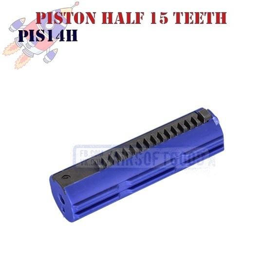 Piston Half 15 Teeth ROCKET (PIS14H)