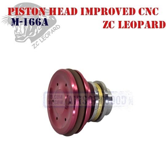 Piston Head Improved Aluminum CNC ZC Leopard (M-166A)