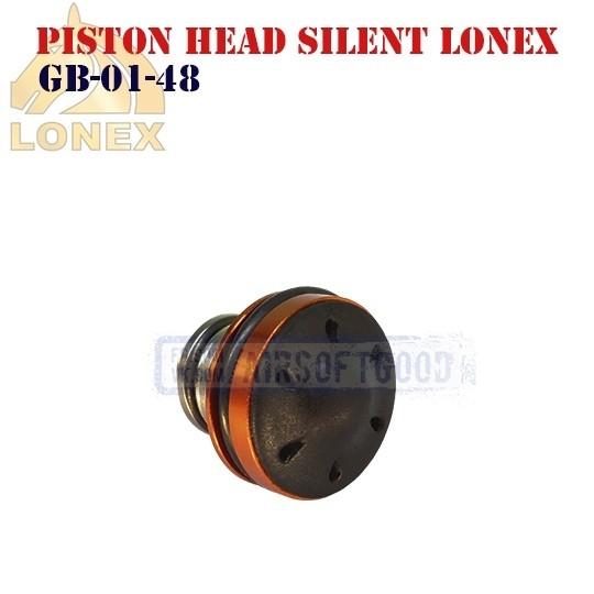Piston Head Silent Aluminum LONEX (GB-01-48)