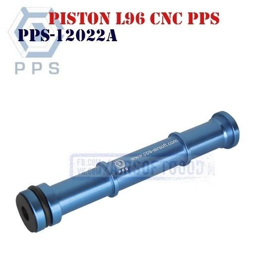 Piston L96 Aluminum CNC PPS (PPS-12022A)
