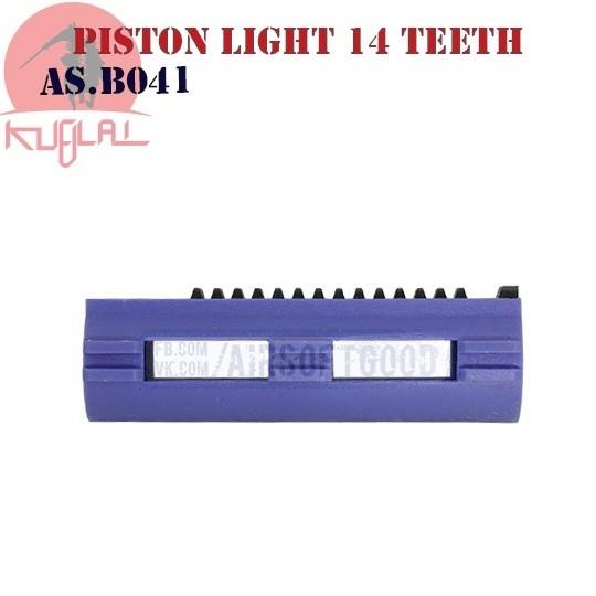 Piston Light 14 Teeth KUBLAI (AS.B041)
