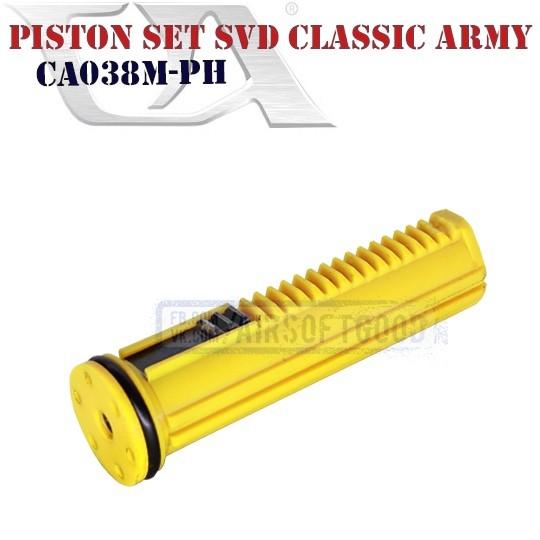 Piston Set 19 teeth SVD Classic Army (CA038M-PH)