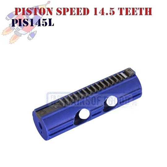 Piston Super Light High Speed 14.5 Teeth ROCKET (PIS145L)
