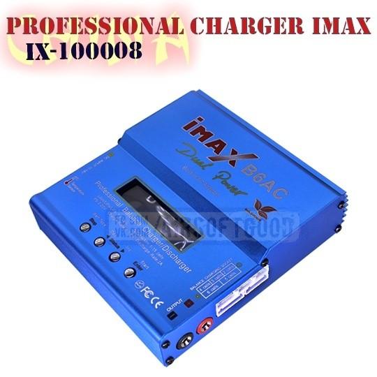 Professional Balance Charger iMAX B6AC Li-Po/Li-Io/LiFe/NiMh/NiCd/Pb