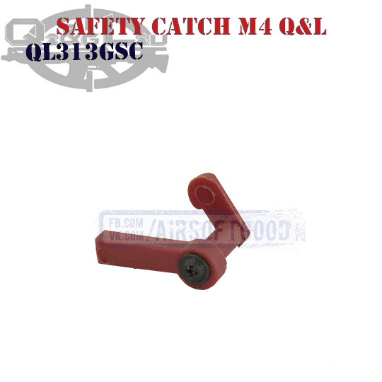 Safety Catch M4 Q&L (QL313GSC)
