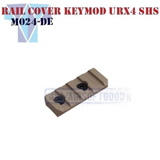 Rail Cover KeyMod URX4 DE SHS (M024-DE)