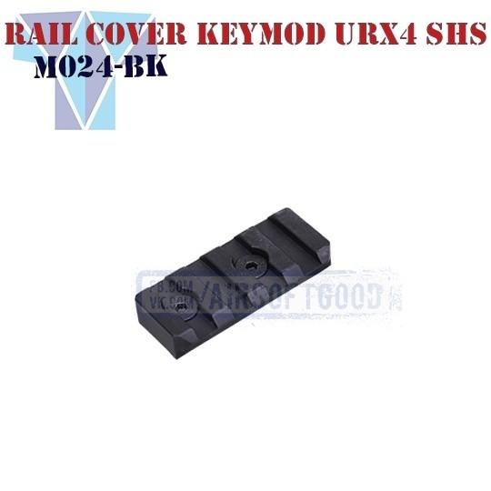 Rail Cover KeyMod URX4 SHS (M024-BK)