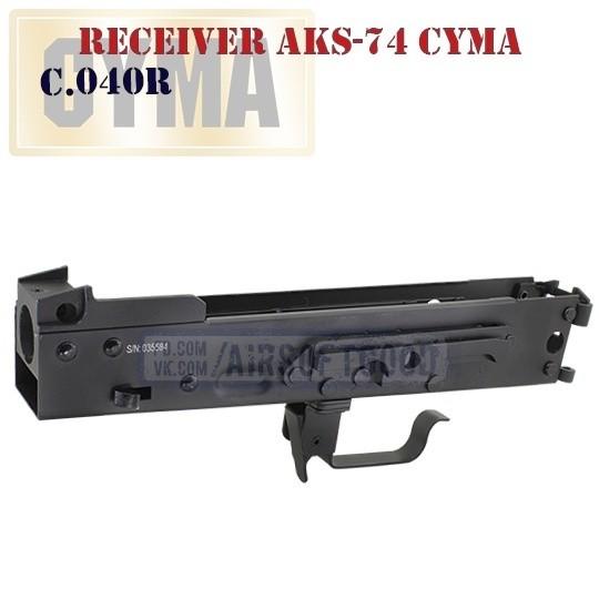 Receiver AKS-74U CYMA (C.040R)