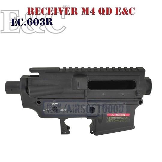 Receiver M4 Metal QD E&C (EC.603R)